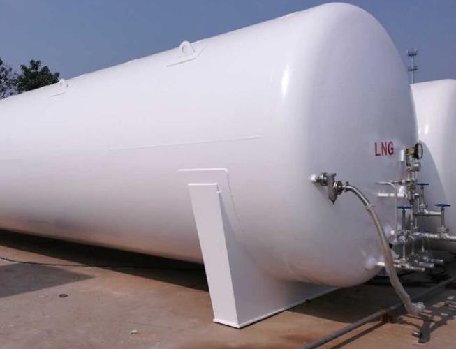 湖北LNG储罐
